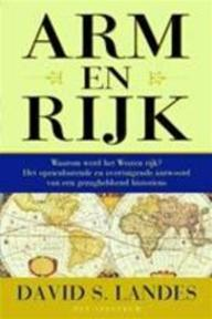 Arm en rijk - David S. Landes (ISBN 9789027469618)