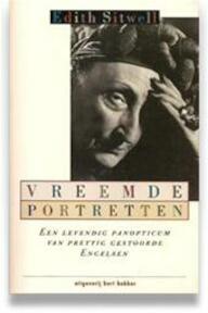Vreemde portretten - Edith Sitwell, Christien Jonkheer (ISBN 9789035108691)