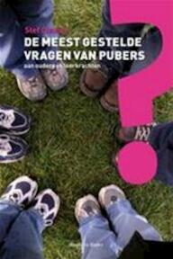 De meest gestelde vragen van pubers - S. Desodt (ISBN 9789086792542)