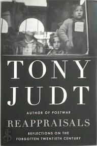 Reappraisals - Tony Judt (ISBN 9781594201363)