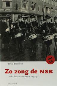 Zo zong de NSB [+ cd] - G. Groeneveld (ISBN 9789077503669)