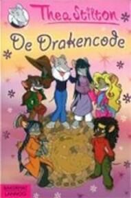 De drakencode - Thea Stilton, Katja Centomo, Fabio Bono, Pauline Akkerhuis (ISBN 9789054615781)