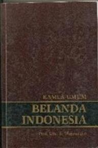 Kamus umum Belanda Indonesia - Suwojo Wojowasito (ISBN 9789798276026)