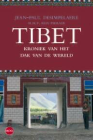 Tibet - Jean-Paul Desimpelaere (ISBN 9789064454790)