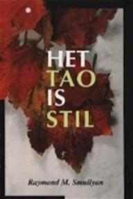 Het Tao is stil - R.M. Smullyan (ISBN 9789062718443)
