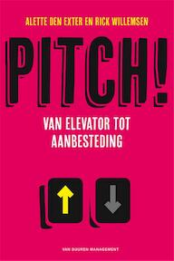 Pitch! - Alette den Exter, Rick Willemsen (ISBN 9789089652423)