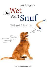 De wet van snuf - Jos Burgers (ISBN 9789089651976)