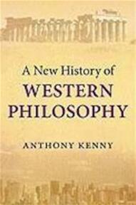 New History of Western Philosophy - Anthony Kenny (ISBN 9780199589883)