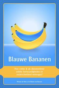 Blauwe Bananen - Wouter de Vries jr., Thiemo van Rossum, Dorien Aaftink (ISBN 9789081528900)