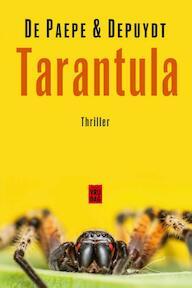Tarantula - de Paepe (ISBN 9789460013263)