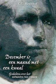 December is een maand met een kwaal - C.L. Kruithof (ISBN 9789051799132)