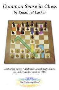 Common Sense in Chess - Emanuel Lasker (ISBN 9781888690408)