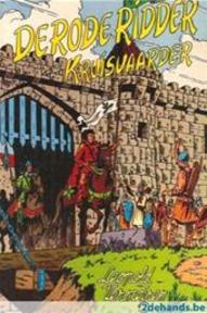 De Rode ridder - Kruisvaarder - Leopold Vermeiren (ISBN 9789024301126)