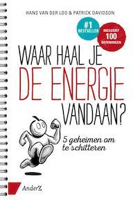 Energy boostje - Hans van der Loo, Patrick Davidson (ISBN 9789462960350)