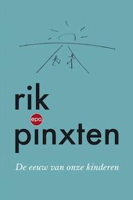 De eeuw van onze kinderen - Rik Pinxten (ISBN 9789462670808)