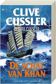 De schat van Khan - Clive Cussler, Dirk (ISBN 9789044320725)