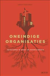 Oneindige organisaties - Gwen Fontenoy (ISBN 9789462927186)
