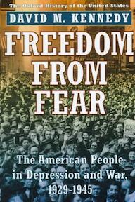 Freedom from Fear - David M. Kennedy (ISBN 9780195038347)