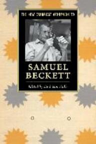 The New Cambridge Companion to Samuel Beckett - (ISBN 9781107427815)