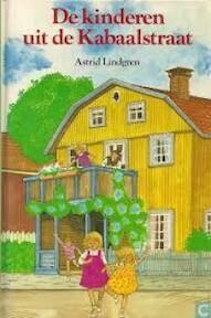 Kinderen uit de kabaalstraat - Astrid Lindgren (ISBN 9789021606170)