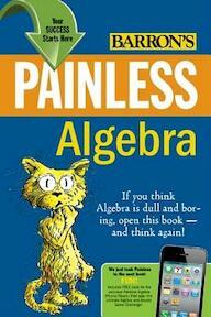 Painless Algebra - Lynette Long (ISBN 9780764147159)