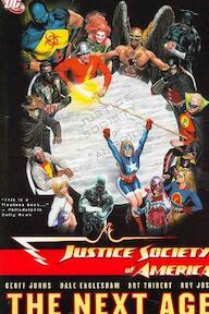 Justice Society of America - Geoff Johns, Dale Eaglesham (ISBN 9781401214449)
