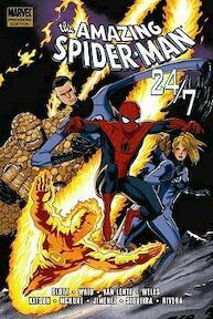 The Amazing Spider-Man: 24/7 - Slott, Waid, Van Lente, Wells, Kitson, McKone, Siqueira, Rivera (ISBN 9780785133964)