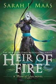 Heir of Fire - Sarah J. Maas (ISBN 9781619630673)