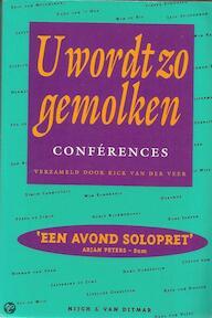 U wordt zo gemolken - Kick van Der Veer (ISBN 9789038880426)