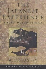 The Japanese Experience - W. G. Beasley (ISBN 9781842120408)