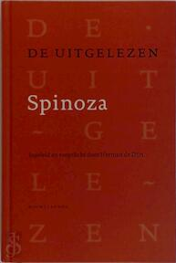 De uitgelezen Spinoza - B. de Spinoza (ISBN 9789020937879)