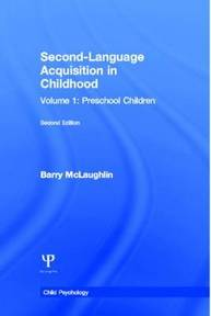 Second Language Acquisition in Childhood - Barry McLaughlin (ISBN 9780805800951)