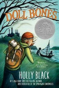 Doll Bones - Holly Black (ISBN 9781416963998)