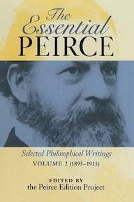 The Essential Peirce - Charles S. Peirce (ISBN 9780253211903)