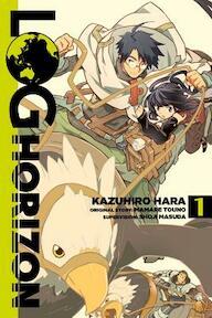 Log Horizon The Manga 1 - Mamare Touno (ISBN 9780316383066)