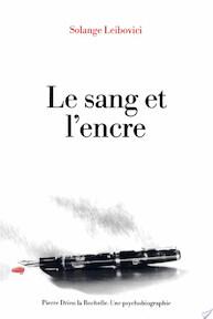 Le sang et l'encre - Solange Leibovici (ISBN 9789051837032)