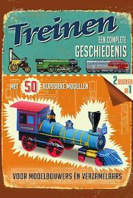 Compleet handboek treinen - Philip Steel (ISBN 9789002255762)