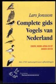 Complete gids vogels van Nederland - Lars Jonsson, Arnoud B. van den Berg, Peter Barthel (ISBN 9789070099374)