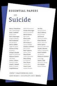 Essential papers on suicide - John T. Maltsberger, Mark J. Goldblatt (ISBN 9780814755501)