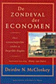 De zondeval der economen - D.N. Maccloskey (ISBN 9789053562581)