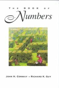 The Book of Numbers - John Horton Conway, Richard K. Guy (ISBN 9780387979939)