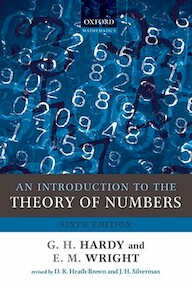 An Introduction to the Theory of Numbers - Godfrey H. Hardy (ISBN 9780199219865)