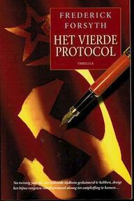 Het vierde Protocol - Frederic Forsyth (ISBN 9789044981100)