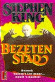 Bezeten stad - Stephen King (ISBN 9789024511600)