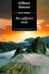Het saffieren boek - Gilbert SinouÉ, Frans De Haan (ISBN 9789052264998)