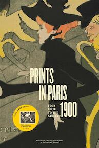 Prints in Paris - Fleur Roos Rosa de Carvalho (ISBN 9789462301696)