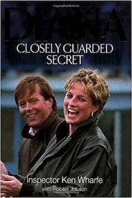 Diana - Closely guarded secret - Inspector Ken Wharfe, Robert Jobson (ISBN 9781843170051)