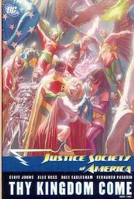 Justice Society of America 2 - Alex Ross (ISBN 9781401219147)