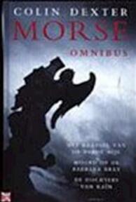 Morse omnibus - Colin Dexter (ISBN 9789026117800)