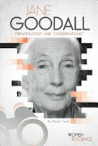Jane Goodall - Michael Capek (ISBN 9781532110436)